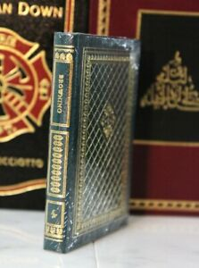ELIZABETH BROWNING - Easton Press - LIBRARY GREAT POETRY --- SEALED w/BOX
