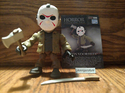 Horror Collection The Loyal Subjects Action Vinyls Jason Vorhees Bloody No Box