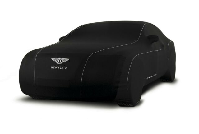 car for bentley custom continental made voiture gtc fitted cabrio housse covers indoor argent cover