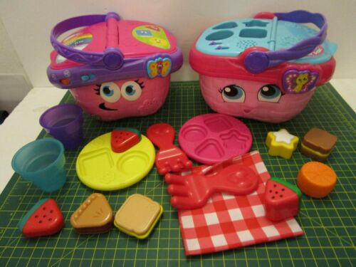 LeapFrog Shapes And Sharing Picnic Basket Spare Parts for OLD /& NEW VERSION