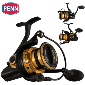 PENN-LEGENDARY-SALTWATER-SPINNING-REEL-SPINFISHER-VI-LONG-CAST