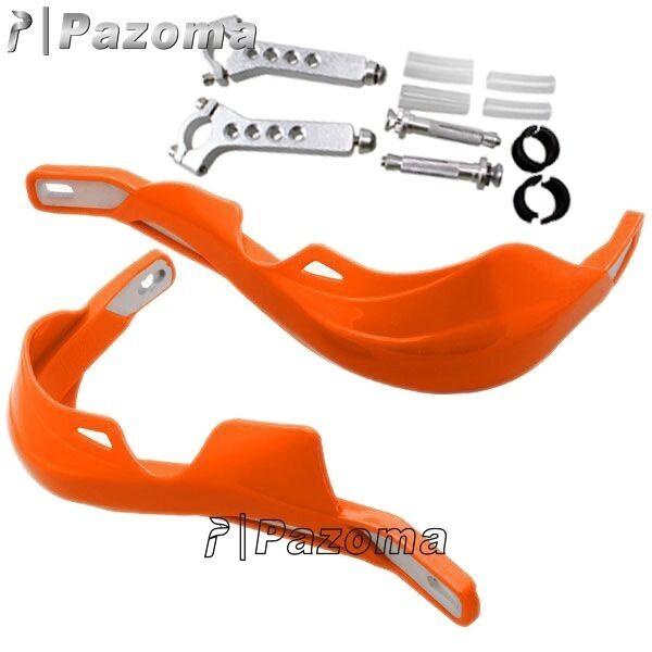 "7/8"" 1 1/8"" Fat Bars & Standard Handguard Hand Guards For KTM SX EXC XCF XC SXF"