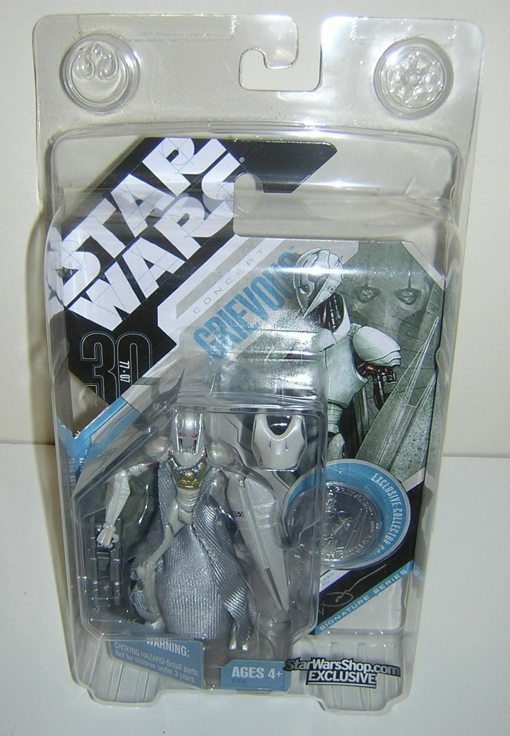 Case Star 30th Wars Anniversary Greivous General Tac Concept Ybfyg76