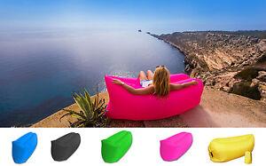 Sofa-Hinchable-Saco-Dormir-Cama-Puff-Colchon-Hamaca-Para-Playa-Piscina-Camping