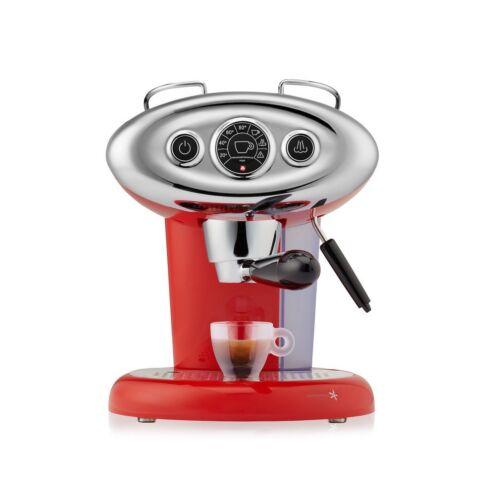 108 CAPSULE IN OMAGGIO ILLY CAFFÈ MACCHINA PER CAFFÈ X7.1 ILLY TUTTI I COLORI