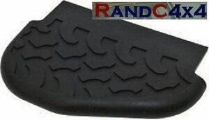 DA4818-Land-Rover-Defender-Folding-Rear-Step-Tread-Plate-Rubber-Cover-90-110-130