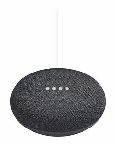 Brand-New-SEALED-Google-Home-Mini-Speaker-Smart-Personal-Assistant-Charcoal