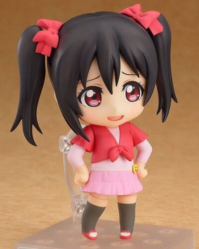 Nendoroid 590 NICO YAZAWA Training Outfit Ver Action Figure Good Smile Company