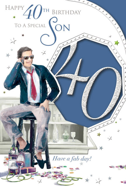 XPRESS YOURSELF 40 TODAY SON