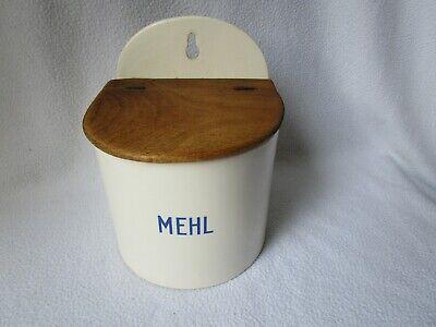 alte Keramik Meste Max Roesler Vorratsgefäss Mehlmeste Wandgefäss Mehl Meste | eBay