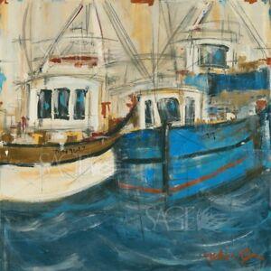 shipwrecked melissa lyons art print 12x12 ebay