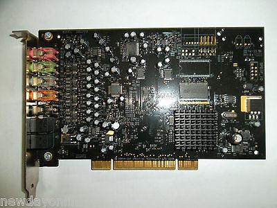 Dell Creative Labs PCI Sound Blaster X-Fi Xtreme Gamer 7.1 Ch EAX SB0770 YN899