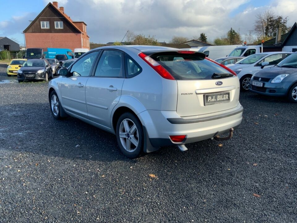 Ford Focus 1,6 TDCi 90 Trend Collection Diesel modelår 2007