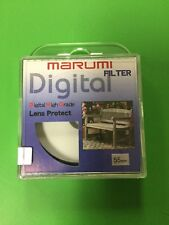 Item 1 Marumi 55 Mm DHG Lens Protect Filter From USA New In Unopened Package
