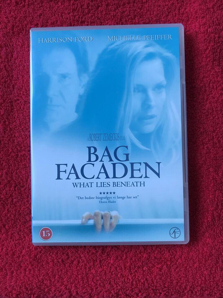 Bag facaden what lives beneath, instruktør Robert