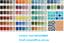 HandPainted-Crystal-Glass-Mosaic-Tiles-Kitchen-splash-back-Feature-Wall-Yellow thumbnail 6