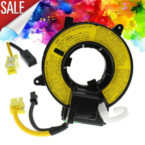 FITS Airbag Clock Spring Squib Spiral Cable For Mitsubishi L200 2.5 DI-D KB4T 06