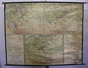 alte-Schulwandkarte-Feldzug-in-Polen-Polenfeldzug-1939-aus-1941-228x180-WW2-2WK