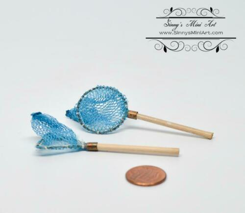 1:12 Dollhouse Miniature Fishing Nets D81
