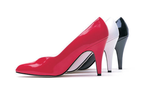 4  rouge Wide Width Mens Tranny Crossdresser Drag Queen Womans chaussures Taille 13 14 W