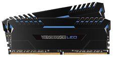 CORSAIR Vengeance LED 16GB (2 x 8GB) 288-Pin SDRAM DDR4 3200 (PC4 25600) Memory