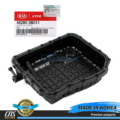 OEM TRANSMISSION OIL PAN TRANS AXLE SIDE BODY COVER for SONATA OPTIMA SANTA FE
