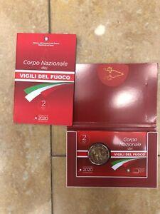 CARD-2020-ITALIA-2-EURO-CORPO-NAZIONALE-DI-VIGILI-DEL-FUOCO-fire-fighters-ITALY
