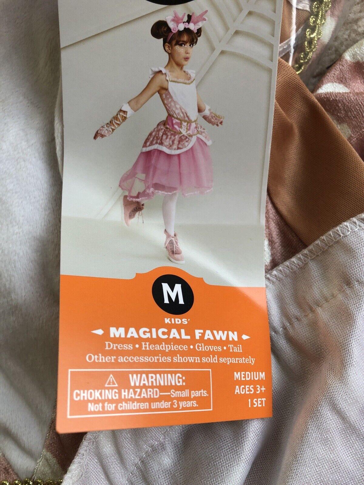 Ballerina Fawn Fairy Hyde EEK Target
