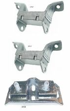 3 PCS Motor and Transmission Mount Kit for Ford Torino 302 Engine 68-71