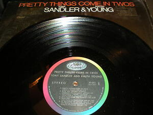 tony sandler ralph young vinyl pretty things come in twos ebay