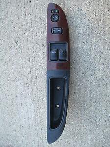 05 07 saturn relay chevy uplander master power window. Black Bedroom Furniture Sets. Home Design Ideas