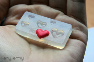 3d acrylic nail art mold heart shape nail mould diy for 3d acrylic nail art mold diy decoration