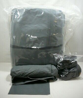 Budge Premier Class C RV Cover Fits Class C RVs up to 21 Long Gray, Polyproplyene