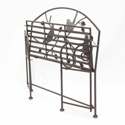 Garden or Yard Indoor//Outdoor Special Decorative Metal Plant Stand for Home