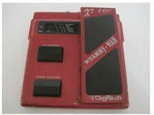 Digitech XP-100 Whammy Wah Pitch Shifter Guitar Effect Pedal F/S w/Tracking (2)