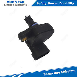 Turbocharger Boost Pressure MAP Sensor For 2003-07 Dodge Ram 2500 3500 5.9L