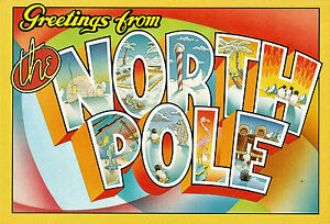 1979 paper moon graphics greetings from the north pole large image is loading 1979 paper moon graphics 039 greetings from the m4hsunfo