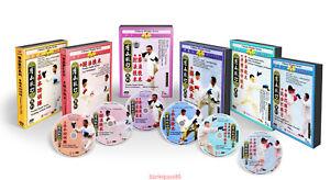 DVD-Chinese-Wushu-Sanda-Kungfu-Series-by-Yang-Xiaojun-8DVDs-Complete-Set