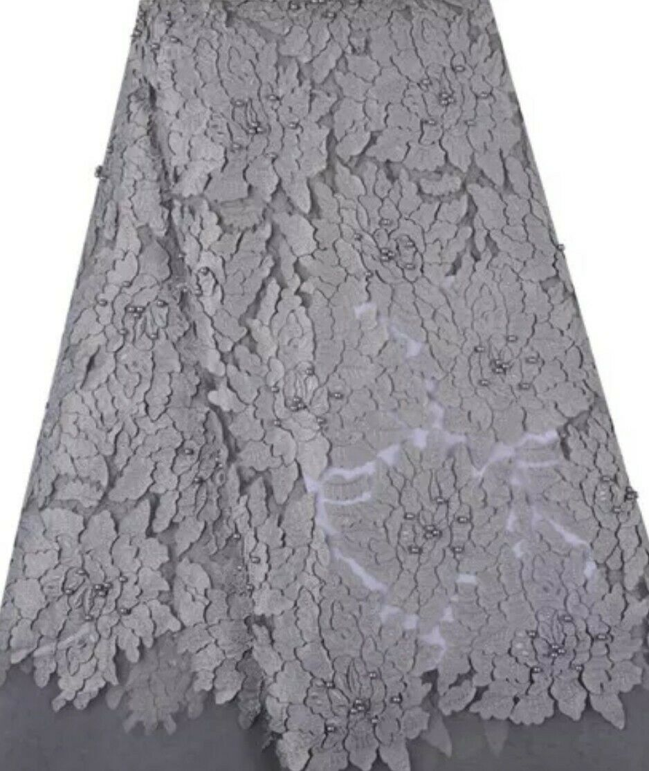 Elegant African Wedding French Lace Fabric High Quality Lace