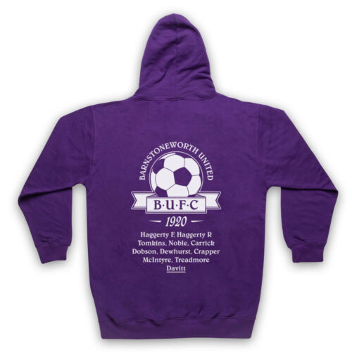 1920 BARNSTONEWORTH FC RIPPING UNOFFICIAL YARNS TEAM ADULTS /& KIDS HOODIE