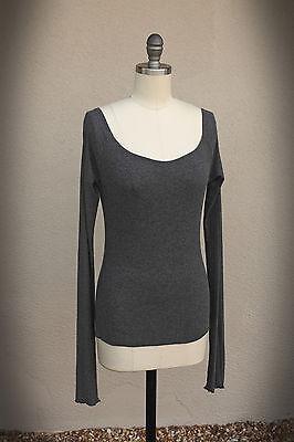 NWT One Size Fits Mjr/M JOHN GALT BRANDY MELVILLE Ribbed Wide Shoulder USA