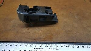 95-99 Gray OEM In Dash Pull Out Cup Holder SUV Truck