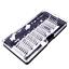 60 en 1 multi-Bit precisión Torx Destornillador Pinzas herramientas for teléfono