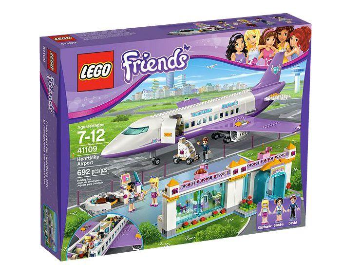 LEGO® Friends 41109 Heartlake Flughafen NEU OVP Heartlake Airport NEW MISB NRFB