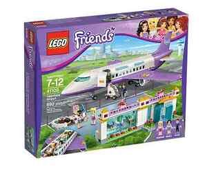 Lego® Friends 41109 Nouvel aéroport Misp Nrfb de l'aéroport de Heartlake Airport