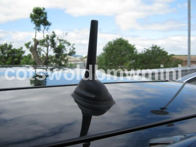 Genuine BMW MINI Sport Short Aerial Antenna 65202296772