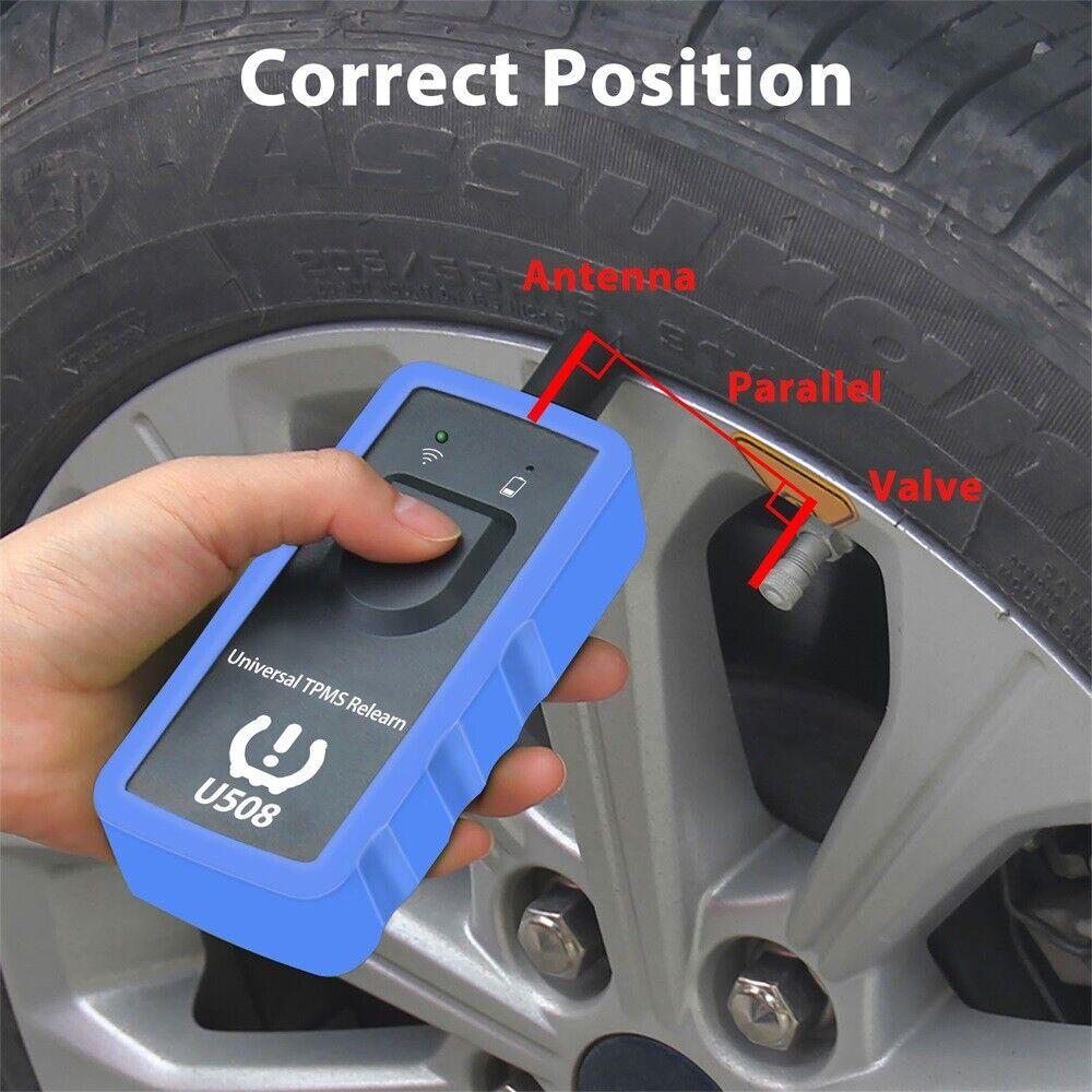 Trigger Programming /& Reset Tool for Tire Pressure Sensors Universal TPMS Tool