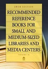 Recommended Reference Books for Small and Medium-sized Libraries and Media