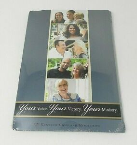 Kenneth-Copeland-Ministries-Partnership-Package-DVD-CD-Book-New-1998