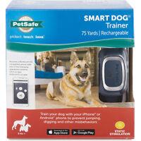 Petsafe Smart Dog Remote Trainer Smart-phone Based Training on sale